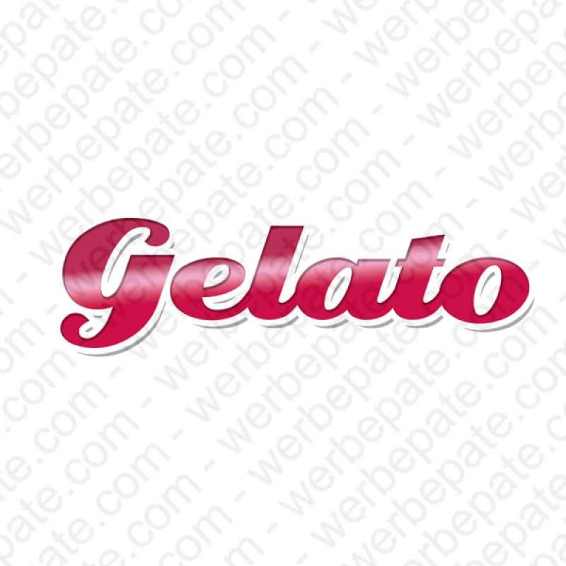 Produkt -Gelato