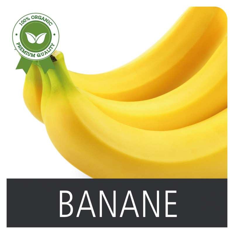 Produkt -Banane 21 x 21